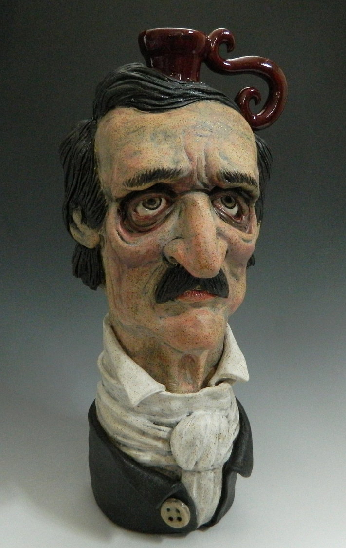 c c edgar allen poe In addition to his place among gothic authors, edgar allan poe is known as the grandfather of horror in american literature, because he was the first to employ many of his signature style elements in his work.