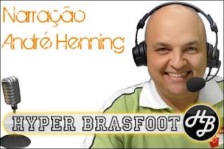 narração brasfoot 2015, André Henning Esporte Interativo bf15, narrações para brasfoot15