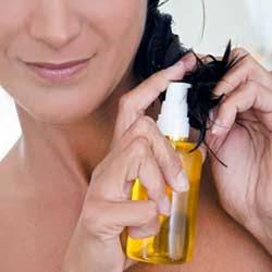 hidratar el pelo con aceites