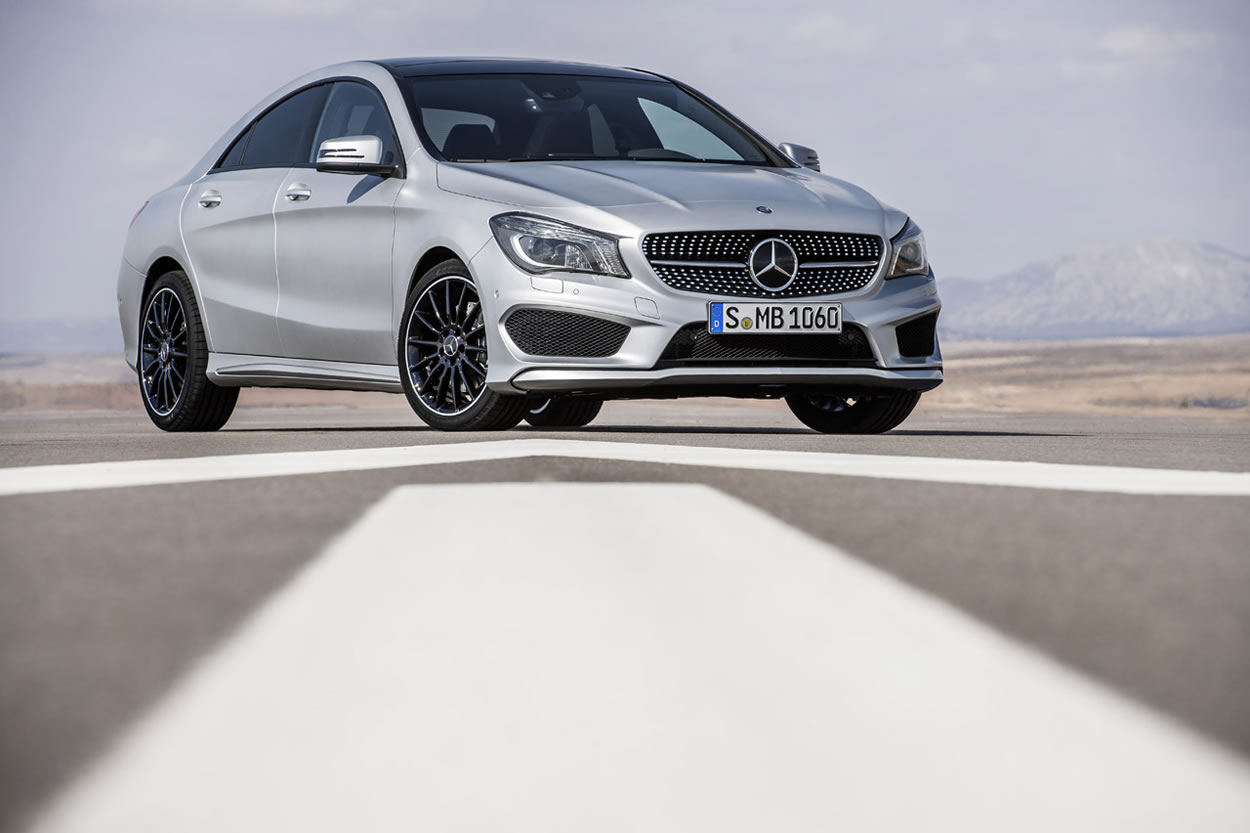 Nancys car designs 2014 mercedes benz cla class for Mercedes benz cla coupe 2014