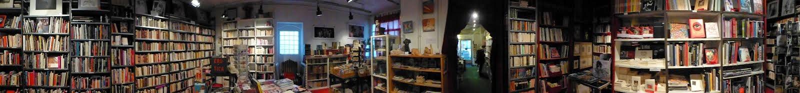 Panorama de la librairie