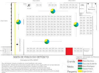 Mapa de Risco, CIPA, SESMT