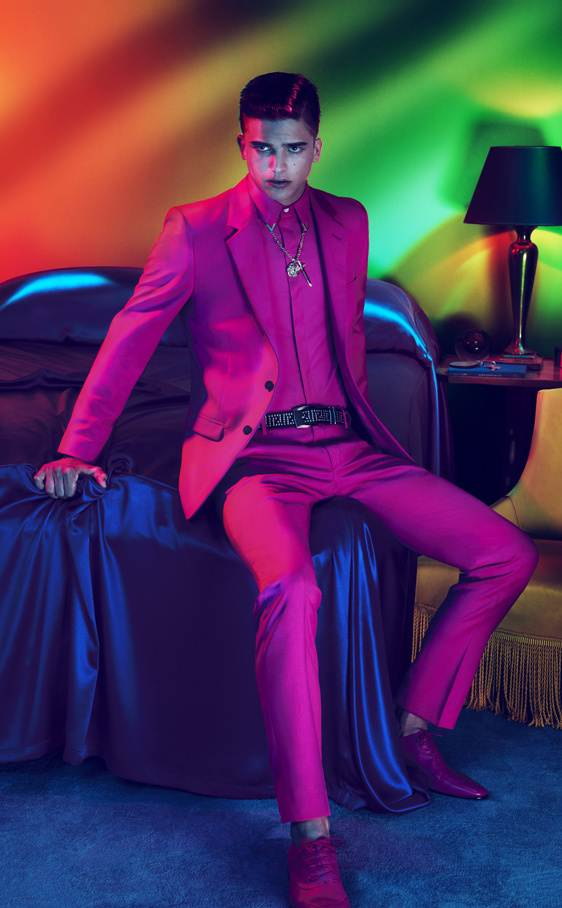 Smartologie: Versace for H&M Collection and Campaign