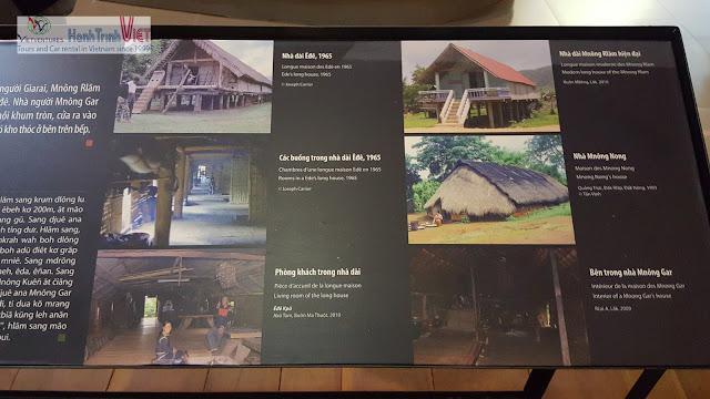 Tham quan bảo tàng Daklak ở Buôn Ma Thuột