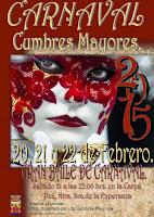 Carnaval de Cumbres Mayores 2015