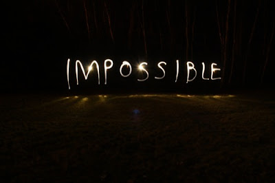 To live up to what God demands - impossible.  Thoughts at DTTB.