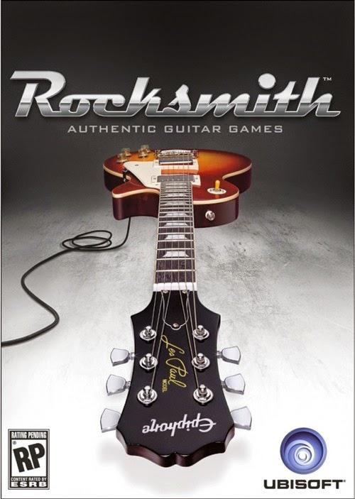 Rocksmith 2014 Edition Rock Music Game