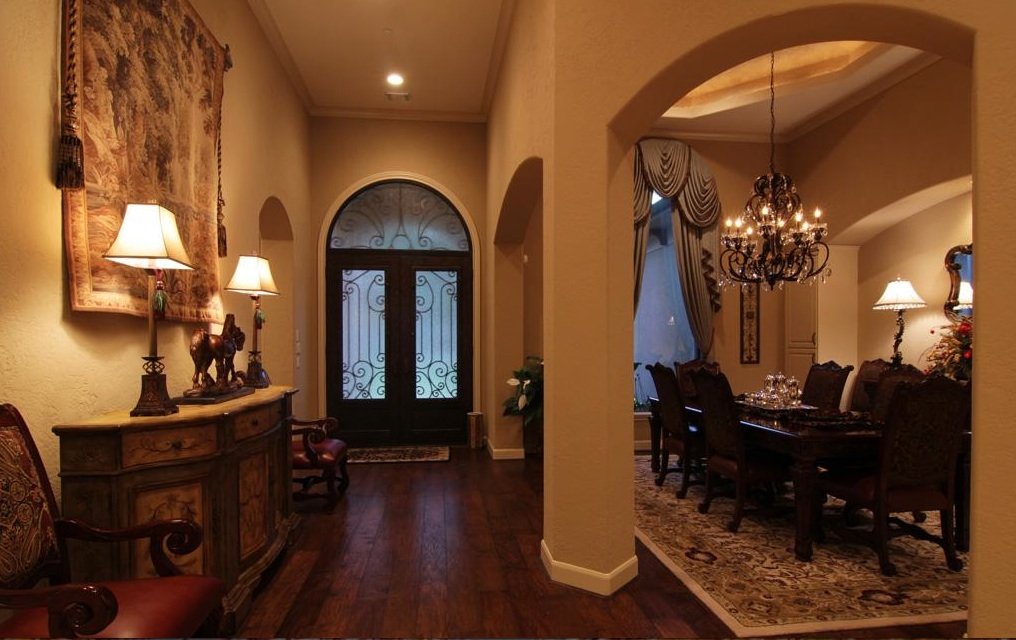 give your home an aristocratic look and feel with tuscan style decor