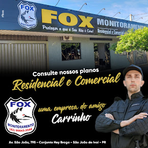 FOX MONITORAMENTO - SEGURANÇA