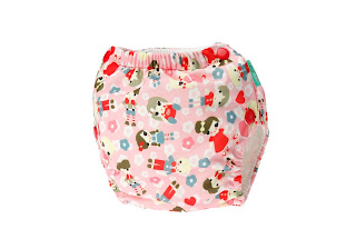 culotte d'apprentissage tots bots dolly mixture