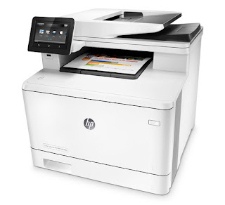 HP Color LaserJet Pro MFP M477fdw Drivers, Review
