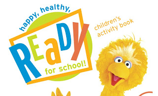 Free Sesame Street Happy, Healthy, Ready for School Program