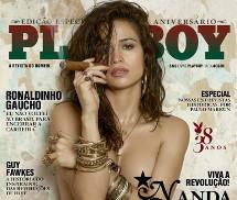 Nanda Costa Playboy Brasil Agosto 2013