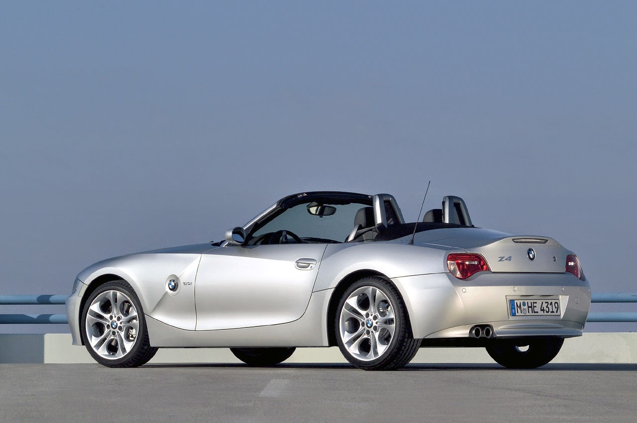 Girlsfun901 Bmw Z4 Series Models