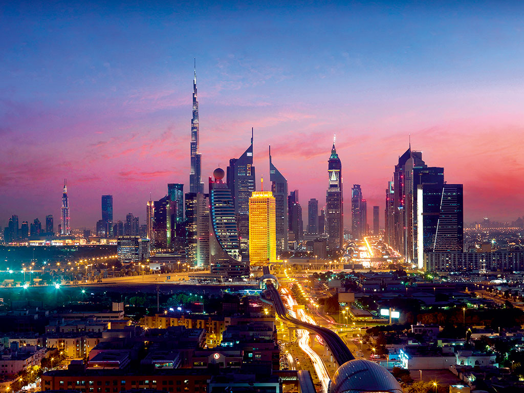 Passion for luxury five reasons to visit dubai for Luxury places in dubai