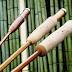 Người Nhật tạo cần câu tre như thế nào?