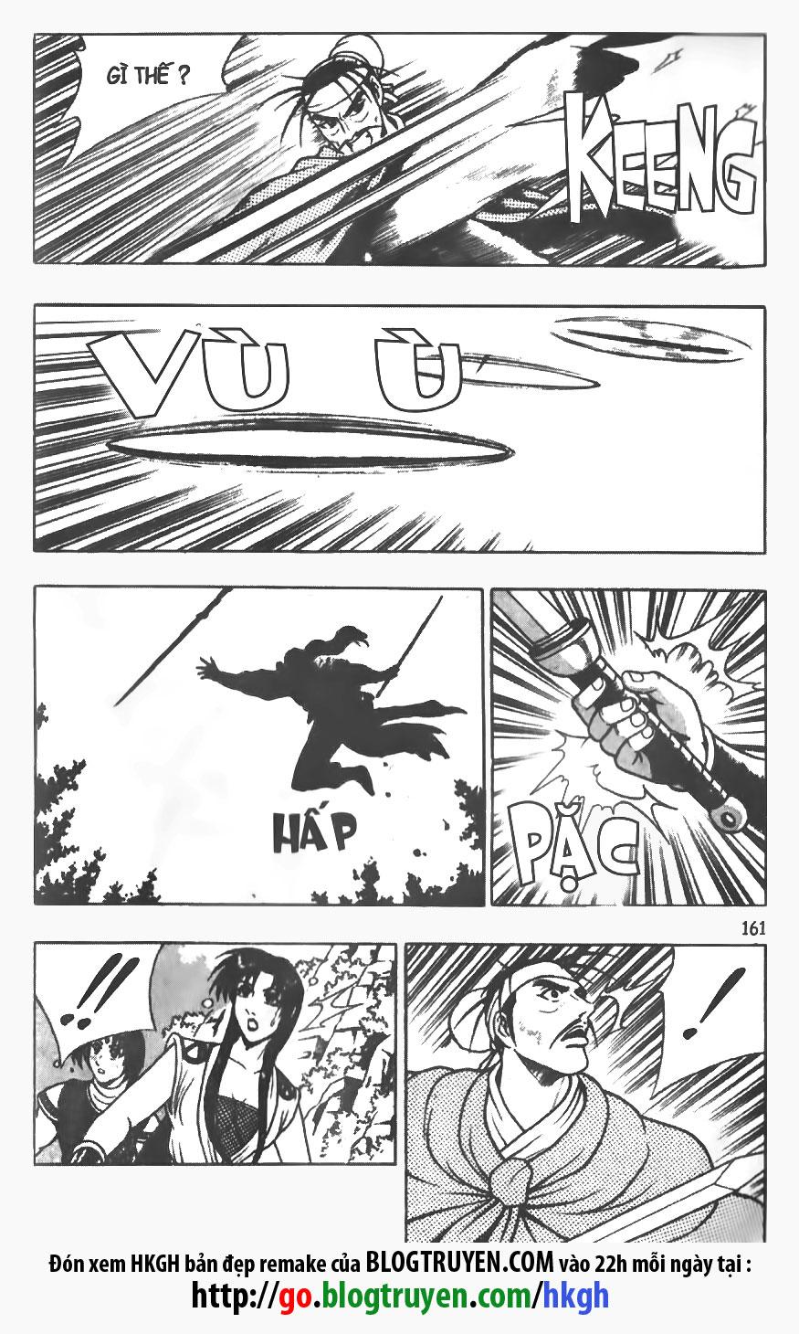 xem truyen moi - Hiệp Khách Giang Hồ Vol12 - Chap 081 - Remake