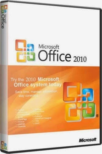 Microsoft Office 2010 32Bit Full Version 2014 Single Link