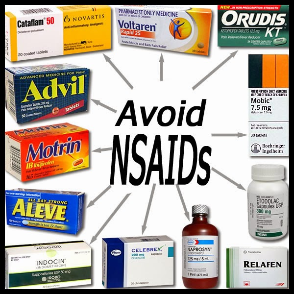 what do non-steroidal anti-inflammatory drugs do
