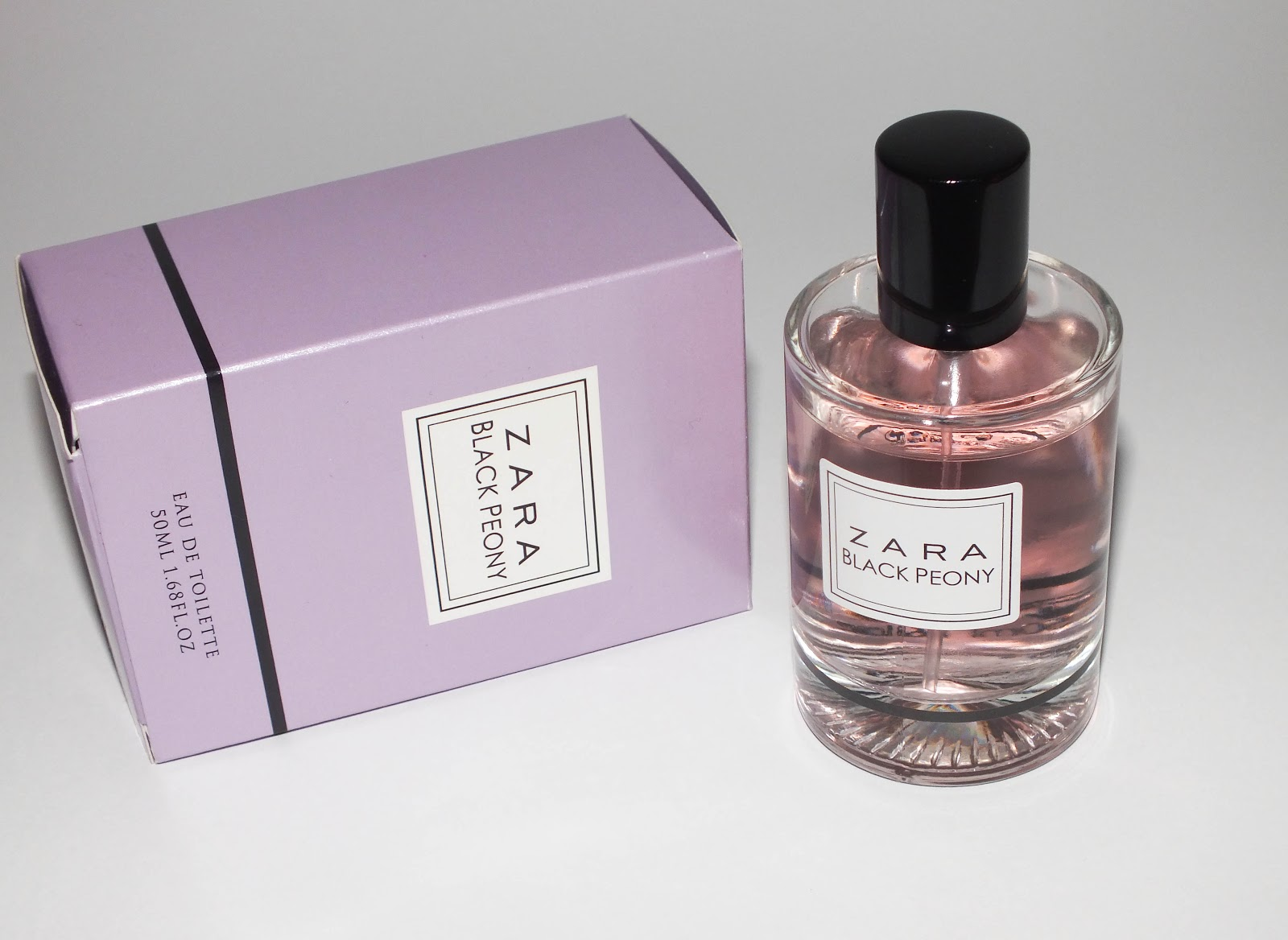 the pretty jam Black Peony by Zara the £9 99 Flower dupe