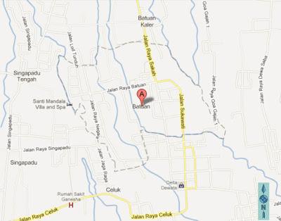Batuan Map