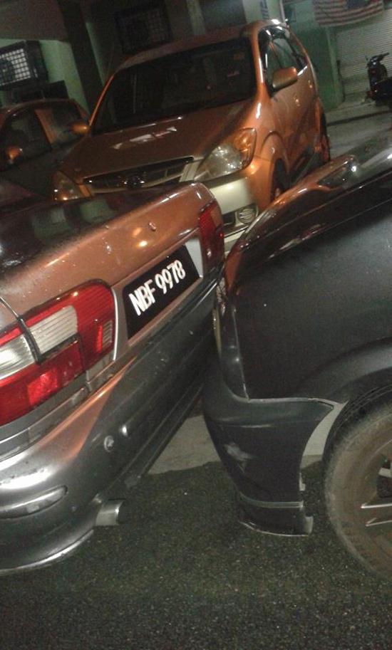 Masalah Parkir Rumah Flat Ibukota