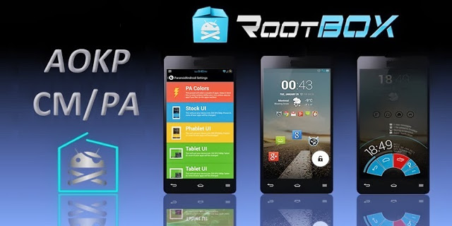 Root Box for ZTE Blade