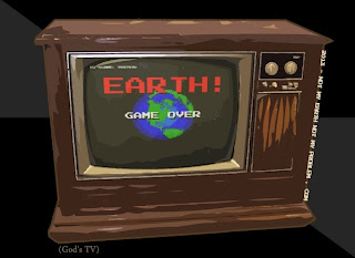 8Bit Earth Game