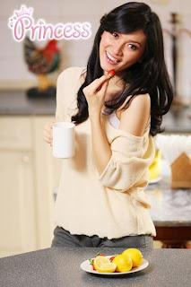 Rachel Princes - Girlband Indonesia