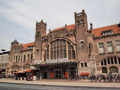 Estación de trenes de Haarlem