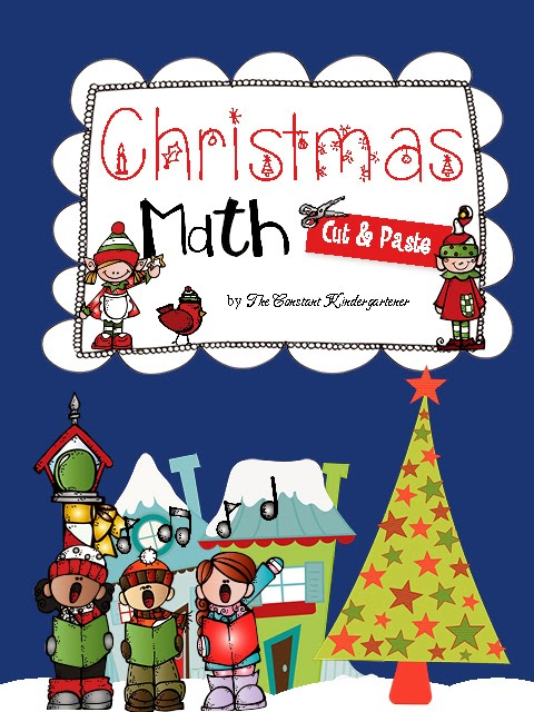 math worksheet : the constant kindergartener  teaching ideas and resources for  : December Math Worksheets