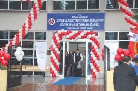 İstanbul Fizik Tedavi Rehabilitasyon Eğitim ve Araştırma Hastanesi