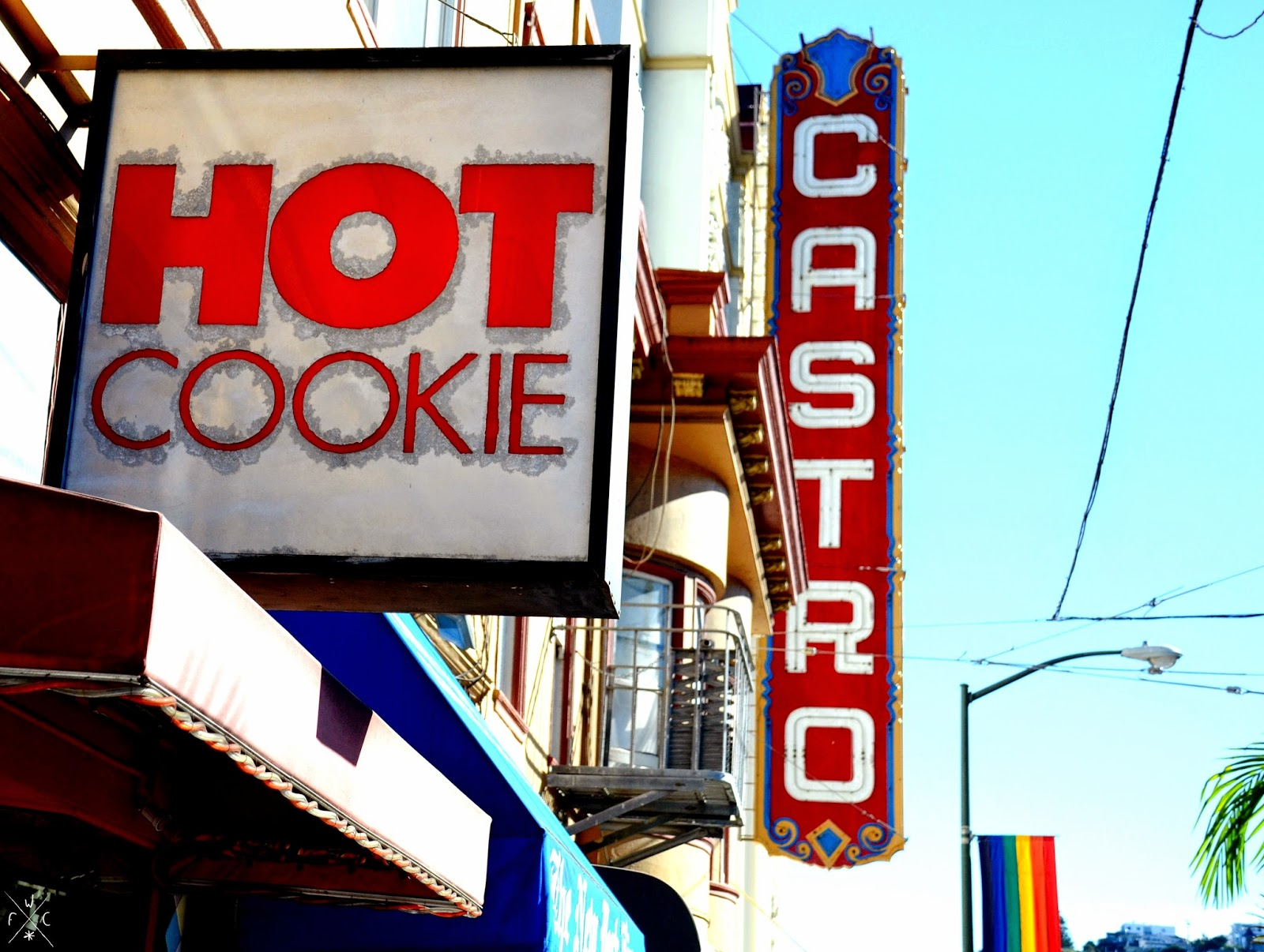 Hot Cookie - Castro, San Francisco, Californie, USA