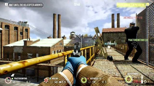 Payday 2 PC Games Gameplay
