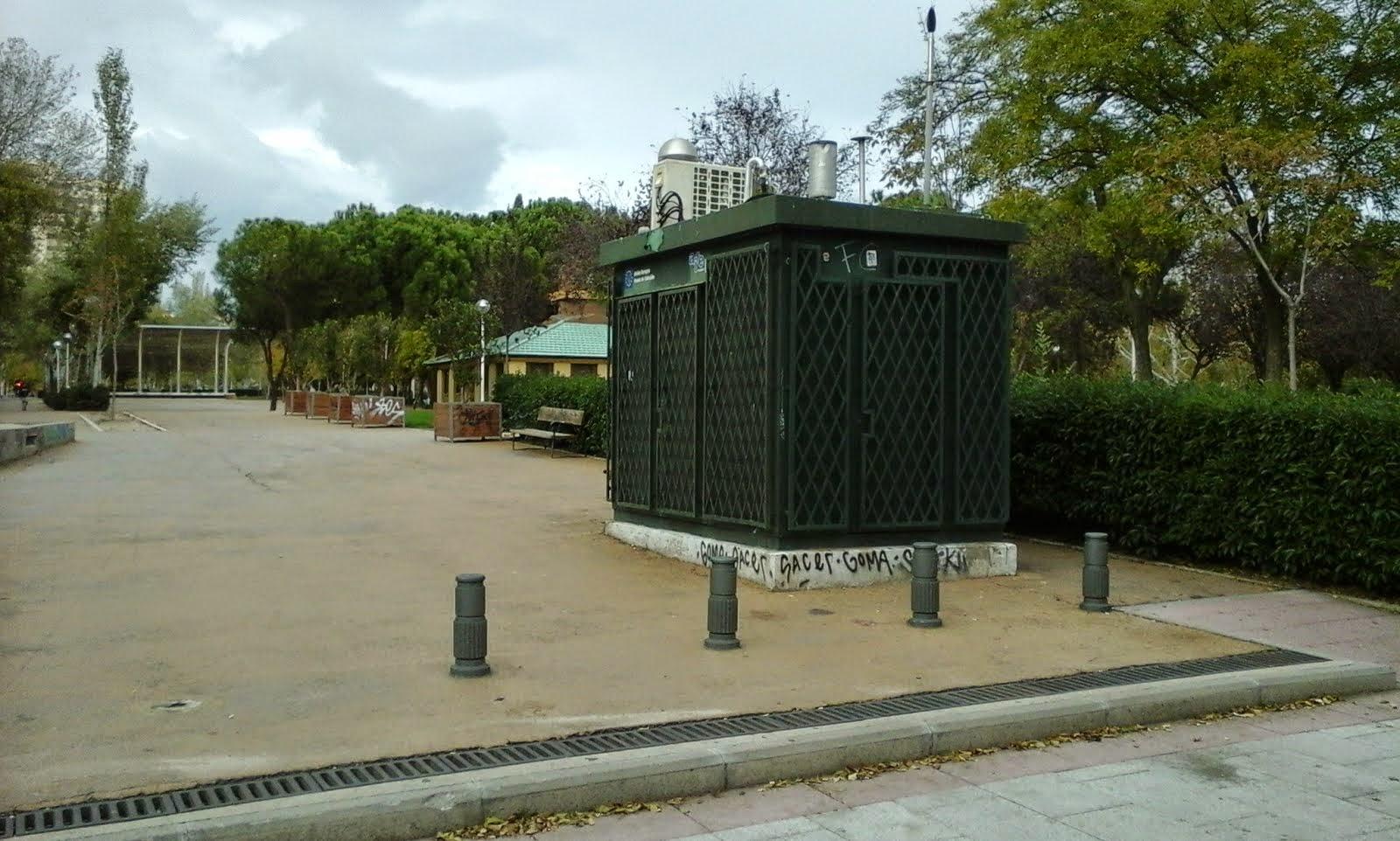 Contaminación en El Pilar
