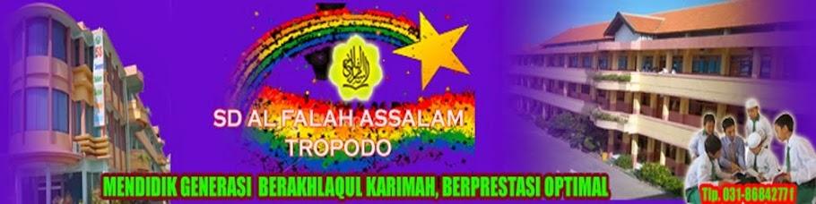 SD AL FALAH ASSALAM TROPODO
