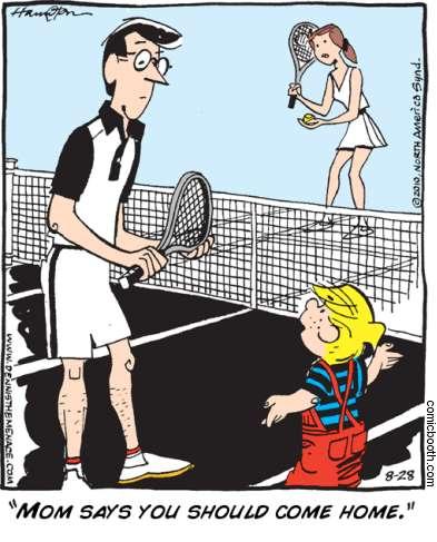 Cartoon dennis adult