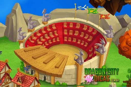 Estádio do Dragon City