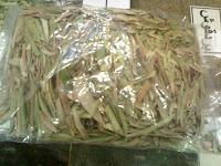 obat herbal daun zaitun kering