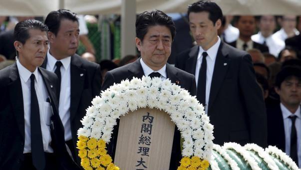 Komitmen PM Abe Soal Senjata Nuklir Dikritik Korban Bom Atom Nagasaki
