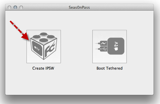 Jailbreak Apple TV 2nd Generation Seas0nPass IPSW