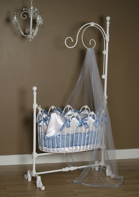 Bassinet Bedding For Girls9