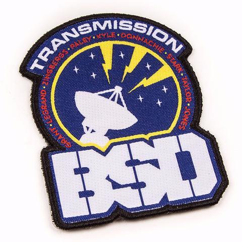 Parche en tela BSD Transmission $10.000