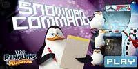 Армия снеговиков против пингвинов