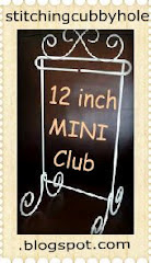 12 Inch Mini Quilt club