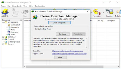 Download IDM 6.25 Build 8 Full Version
