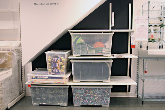 & IHeart Organizing: IKEA Eye Candy: Storage Solutions