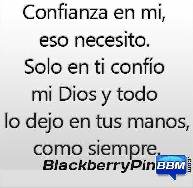 imagenes de dios para el pin blackberry