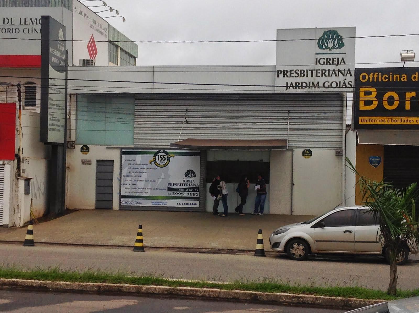 Igreja Presbiteriana Jardim Goiás - 2015