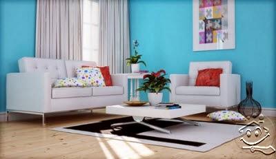 7 kombinasi warna cat dinding rumah yang bagus desain